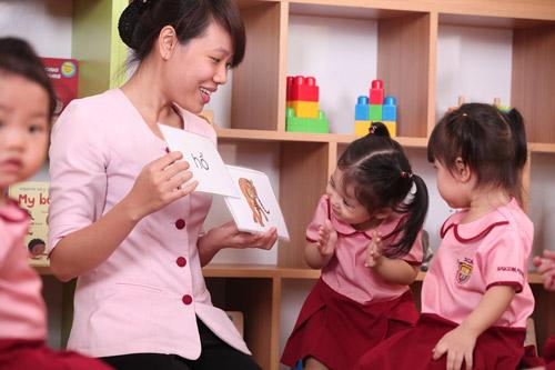 Giáo dục đầu đời: Học lý thú, chơi bổ ích - 1