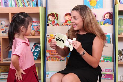 Giáo dục đầu đời: Học lý thú, chơi bổ ích - 2