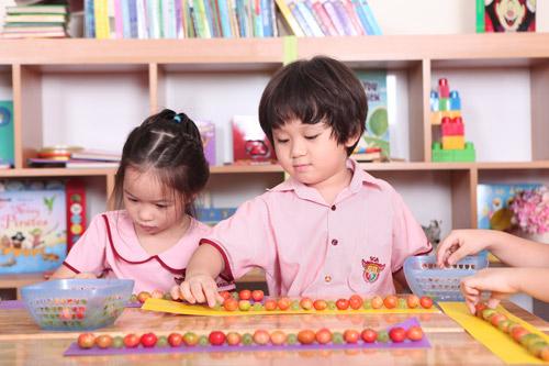 Giáo dục đầu đời: Học lý thú, chơi bổ ích - 3