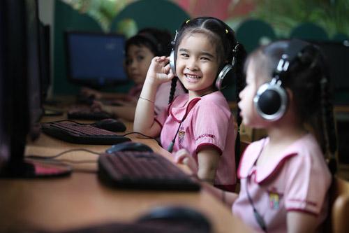 Giáo dục đầu đời: Học lý thú, chơi bổ ích - 5
