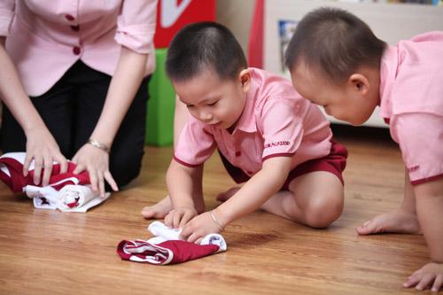 Giáo dục đầu đời: Học lý thú, chơi bổ ích - 6