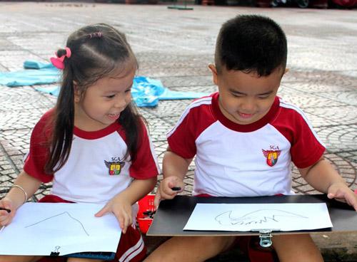 Giáo dục đầu đời: Học lý thú, chơi bổ ích - 8