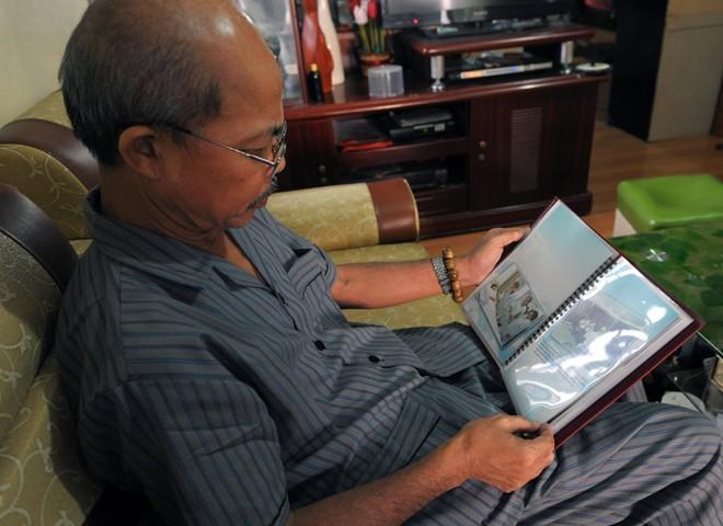 Nghệ sỹ Hán Văn Tình tập kịch ở nhà sau điều trị ung thư - 3