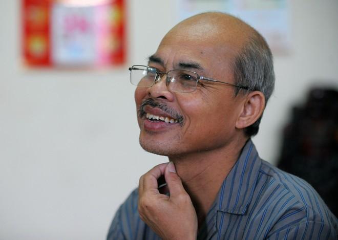 Nghệ sỹ Hán Văn Tình tập kịch ở nhà sau điều trị ung thư - 5