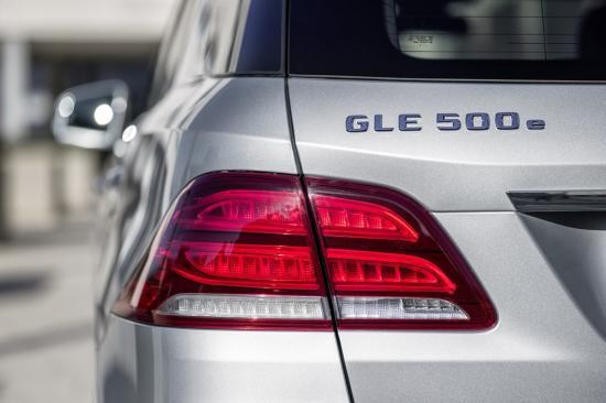 Video đầu tiên về Mercedes-Benz GLE 2016 - 8