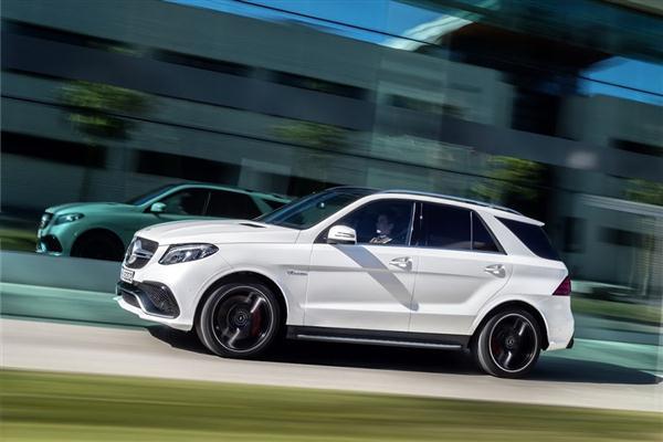 Video đầu tiên về Mercedes-Benz GLE 2016 - 3