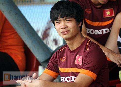 """Xem Tuấn Anh, Văn Toàn...tập """"bắn"""" chờ U23 Macau - 3"""