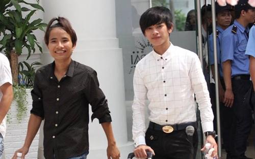 """Bạn thân Lệ Rơi """"công phá"""" Vietnam Idol 2015 - 1"""