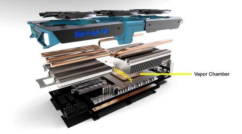 Công nghệ tản nhiệt máy bay được áp dụng vào bo mạch chủ - 2