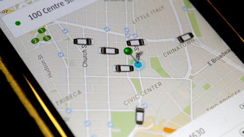 Hàng ngàn tài khoản Uber bị rao bán với giá chỉ 1 USD - 1