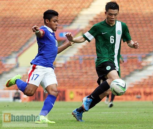 """U23 Việt Nam – U23 Macau: Ông Miura """"chơi tất tay"""" - 1"""