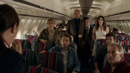 Xôn xao vì bộ phim có tình tiết giống hệt vụ máy bay rơi - 2