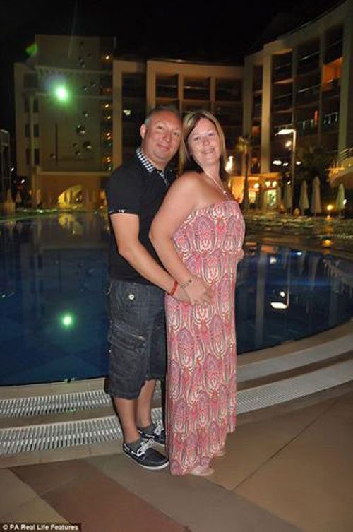 Người phụ nữ nặng 200kg giảm cân vì sợ chồng bỏ - 2