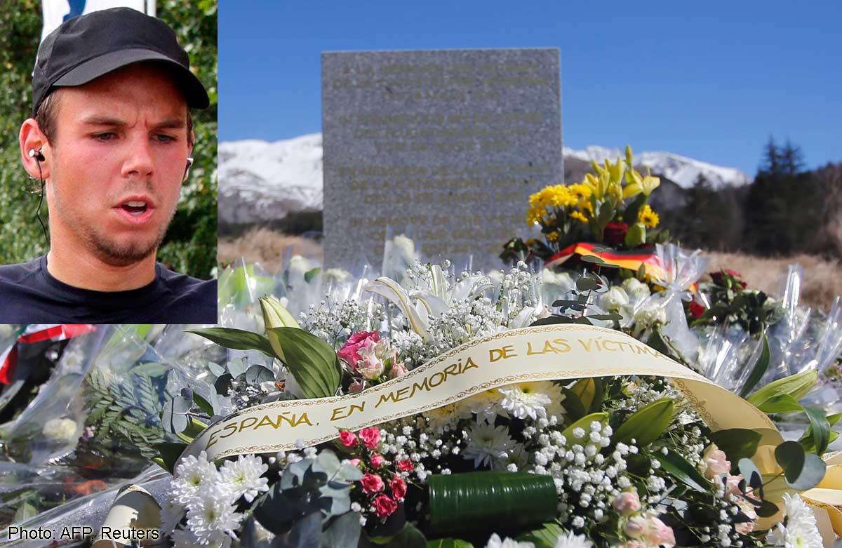 """Cơ phó """"tử thần"""" A320 nhiều lần tự sát bất thành - 1"""