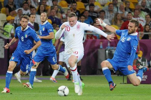 Italia - Anh: Kẻ mài công, người luyện thủ - 1