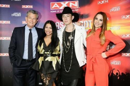 Clip: Võ sư người Việt gây sốt tại Asia's Got Talent - 2