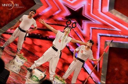 Clip: Võ sư người Việt gây sốt tại Asia's Got Talent - 1