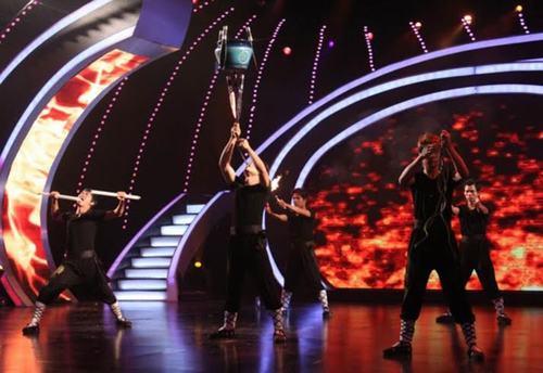 Clip: Võ sư người Việt gây sốt tại Asia's Got Talent - 4