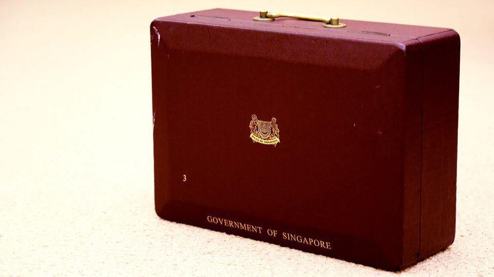 """Singapore sẽ trưng bày chiếc """"hộp đỏ"""" bí ẩn của Lý Quang Diệu - 1"""