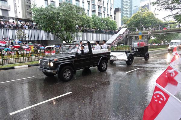 """Singapore sẽ trưng bày chiếc """"hộp đỏ"""" bí ẩn của Lý Quang Diệu - 2"""