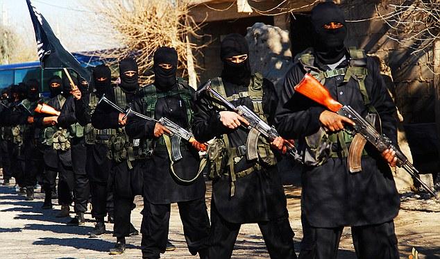 Khóa sát thủ đầu tiên của IS tốt nghiệp trường khủng bố - 3