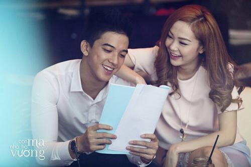 Bắt gặp Minh Hằng hẹn hò trai đẹp ở quán cafe - 3