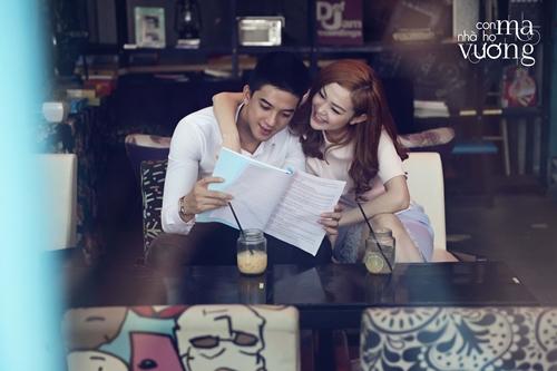 Bắt gặp Minh Hằng hẹn hò trai đẹp ở quán cafe - 5