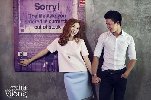 Bắt gặp Minh Hằng hẹn hò trai đẹp ở quán cafe - 8