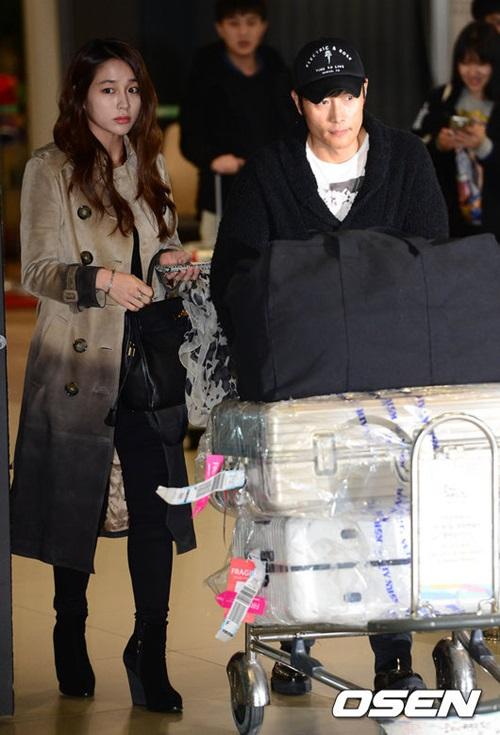 Vợ Lee Byung Hun hạ sinh con trai đầu lòng - 1