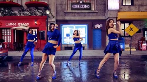 """Miss A quyến rũ """"ngạt thở"""" trong hit mới - 11"""