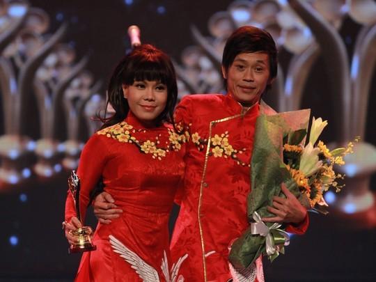 Hoài Linh được đề nghị xét tặng danh hiệu NSƯT - 2