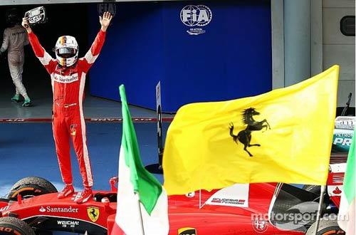F1: Ferrari đã thực sự trở lại? - 1