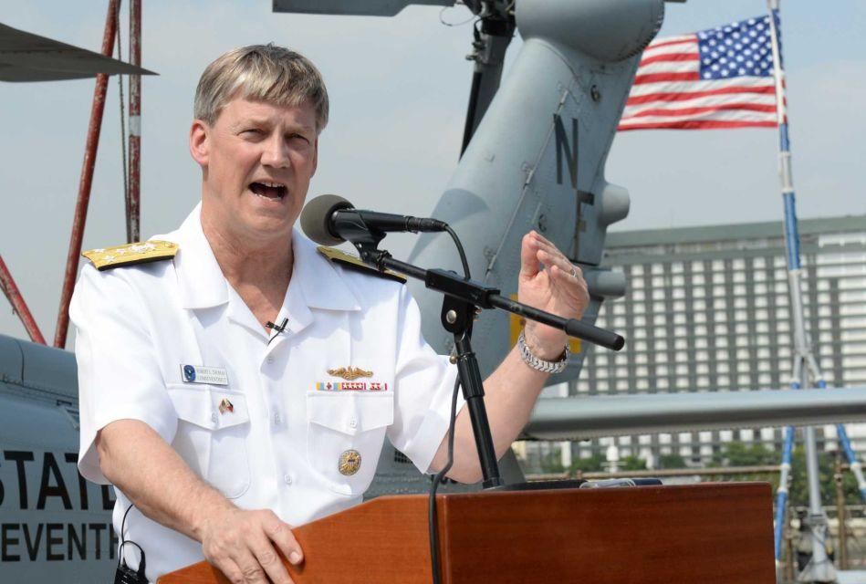 Mỹ, Nhật sẽ tăng cường tuần tra, diễn tập ở Biển Đông - 1