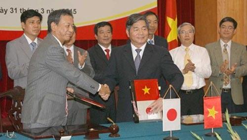 Nhật Bản cho Việt Nam vay ODA gần 1 tỷ USD - 1