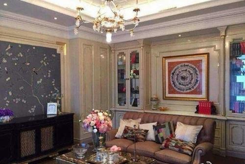 """""""Đọ"""" độ giàu của mỹ nhân Hoa qua biệt thự siêu khủng - 3"""