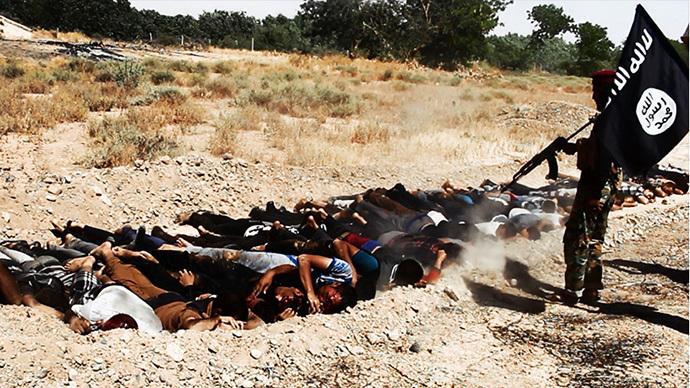 IS hành quyết ít nhất 28 người lớn, 2 trẻ em ở Syria - 1