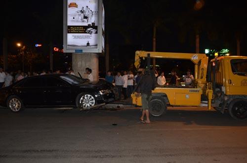 Khởi tố tài xế đón Hồ Ngọc Hà gây tai nạn ở sân bay - 1