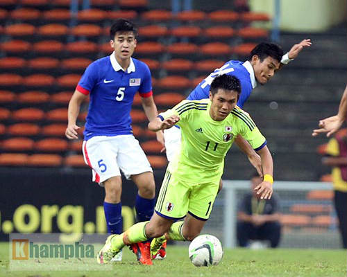 U23 VN lọt vào VCK U23 châu Á, ôm mộng dự Olympic 2016 - 3