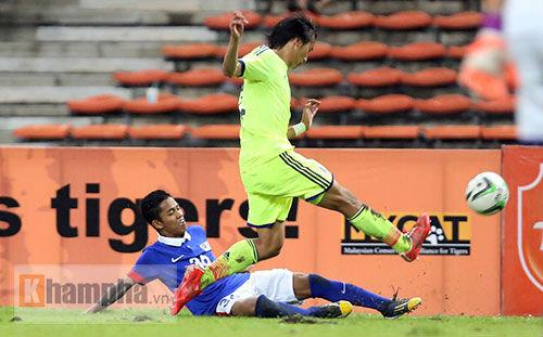 U23 VN lọt vào VCK U23 châu Á, ôm mộng dự Olympic 2016 - 5