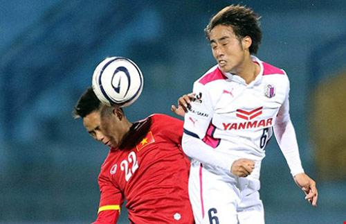 Đội U-23 Việt Nam: Cửa hẹp ở Qatar - 1