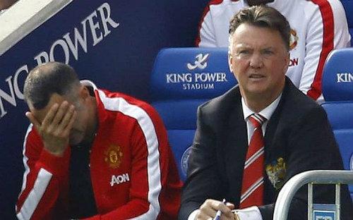 Không từ chức, Van Gaal quyết... giải nghệ ở MU - 1
