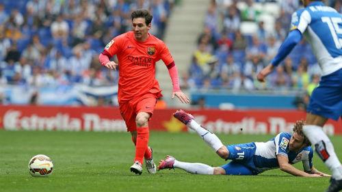 Trước V18 La Liga: Barca đá derby, Real gặp khó - 2
