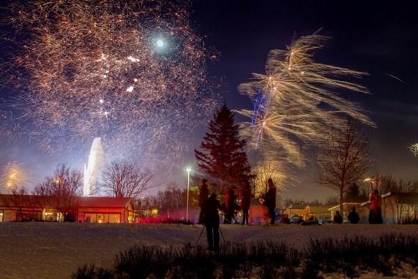 Điểm đón năm mới thú vị nhất hành tinh - 12