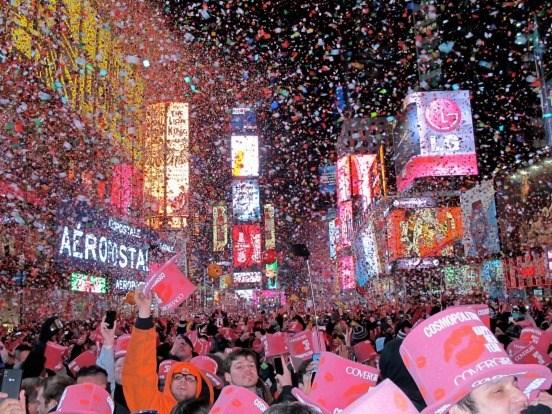 Điểm đón năm mới thú vị nhất hành tinh - 2