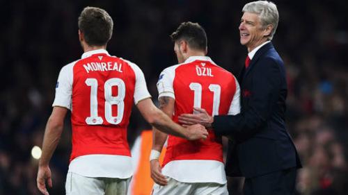 Wenger mơ mà không mơ Arsenal vô địch NHA - 1