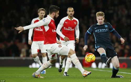 Wenger mơ mà không mơ Arsenal vô địch NHA - 2