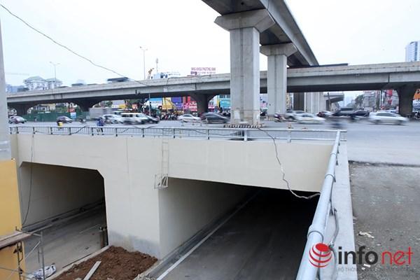 Cận cảnh đường hầm được trông đợi nhất Hà Nội - 10