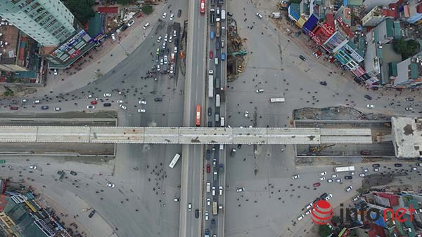 Cận cảnh đường hầm được trông đợi nhất Hà Nội - 2