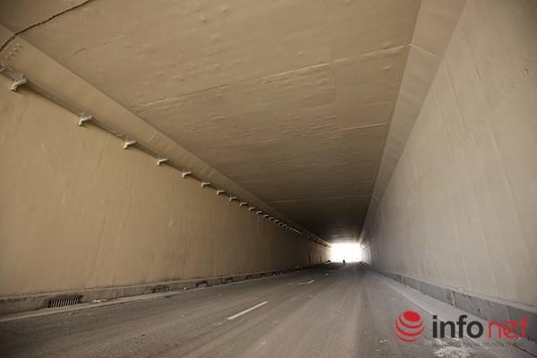 Cận cảnh đường hầm được trông đợi nhất Hà Nội - 4