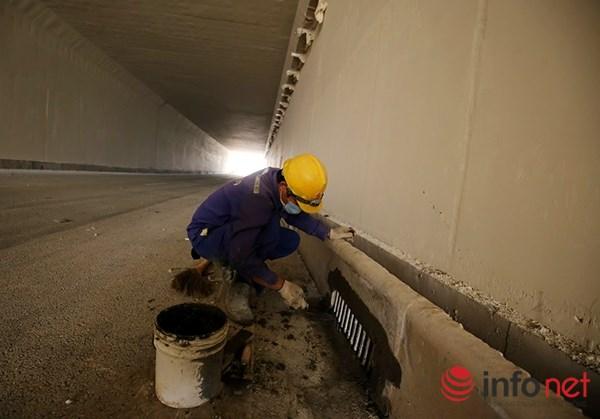 Cận cảnh đường hầm được trông đợi nhất Hà Nội - 6
